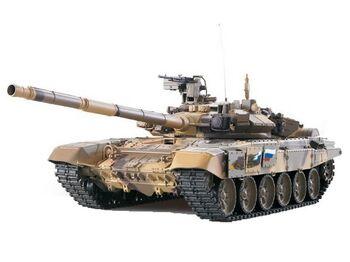 Радиоуправляемый танк Heng Long T-90 Original V6.0  2.4G 1/16 RTR