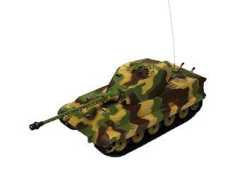Радиоуправляемый танк Heng Long King Tiger (башня Henschel) Original V6.0  2.4G 1/16 RTR