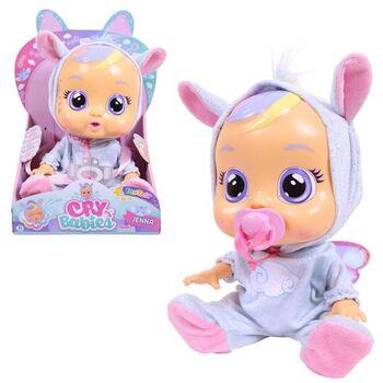 Кукла IMC Toys Cry Babies Плачущий младенец, Серия Fantasy, Jenna, 31 см