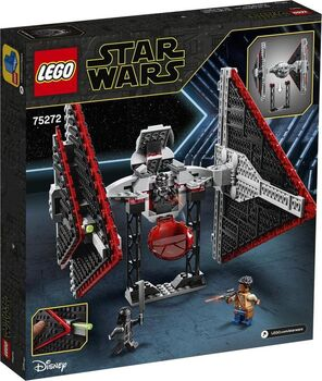 Конструктор LEGO STAR WARS TM Истребитель СИД ситхов