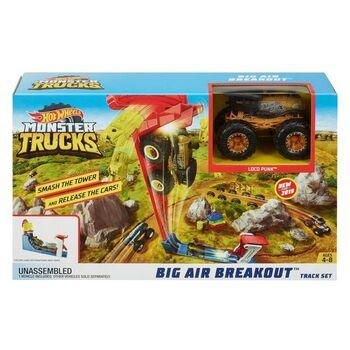 Игровой набор Mattel Hot Wheels Монстр-Трак Воздушный поединок