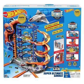 Игровой набор Mattel Hot Wheels Сити игровой набор Супер-Гараж