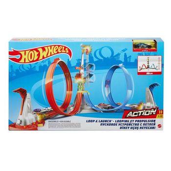 Игровой набор Mattel Hot Wheels Экшн Автотрек Небесное противостояние
