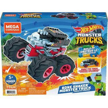 Игровой набор Mattel Hot Wheels Mega Construx Монстер Трак, 2 вида