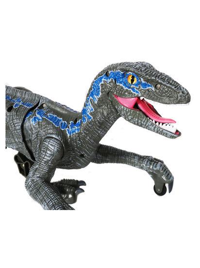 Интерактивный Динозавр Велоцираптор MX20781 на пульте управления