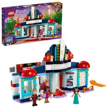 Конструктор LEGO FRIENDS Кинотеатр Хартлейк-Сити
