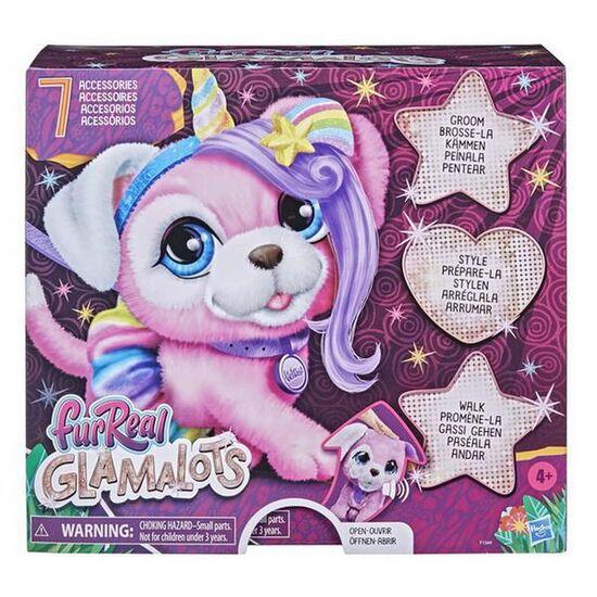 Интерактивная игрушка Hasbro FurRealFriends Гламурный питомец на поводке