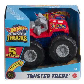 Машинка Mattel Hot Wheels Монстр трак (увеличенная) иннерционная