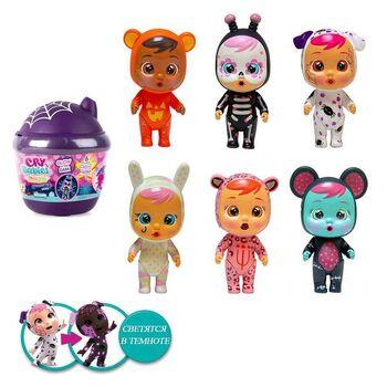 Кукла IMC Toys Cry Babies Magic Tears серия ENCHANTED Светятся в темноте. Плачущий младенец в комплекте с домиком и аксессуарами, 6 шт в ассортименте