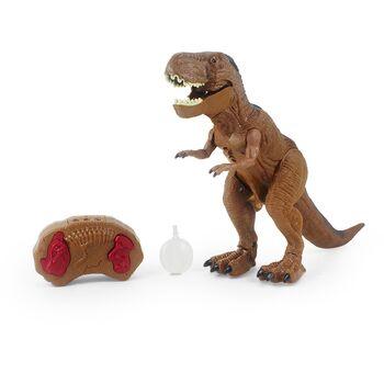 Радиоуправляемый динозавр Тираннозавр REX (пар, свет, звук, пульт) - RS61-102