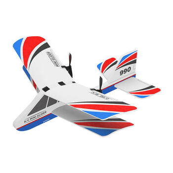 Радиоуправляемый мини планер Mini Glider - CS-990-RED