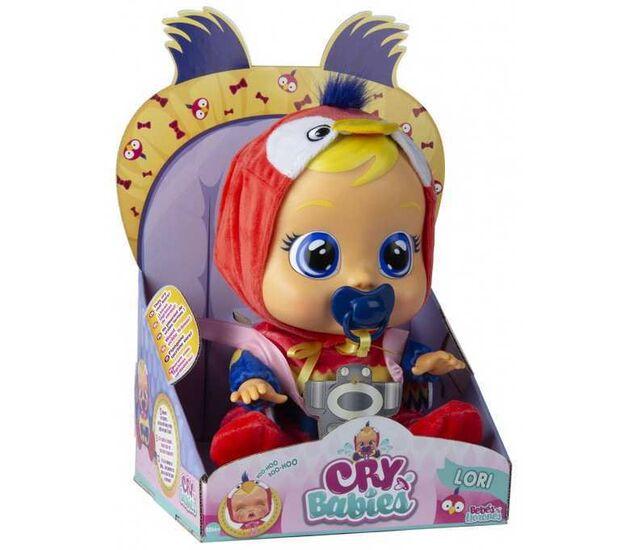 Кукла IMC Toys Cry Babies Плачущий младенец Lori, 31 см