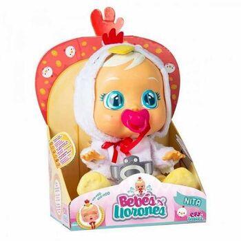 Кукла IMC Toys Cry Babies Плачущий младенец Nita, 31 см
