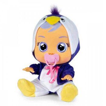 Кукла IMC Toys Cry Babies Плачущий младенец Pingui, 31 см