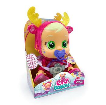 Кукла IMC Toys Cry Babies Плачущий младенец, Серия Fantasy, Rosie, 31 см