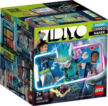 Конструктор LEGO VIDIYO Битбокс Диджея Пришельца