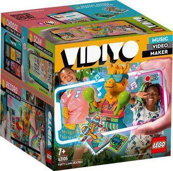 Конструктор LEGO VIDIYO Битбокс Любителя вечеринок Л.Л.А.М.А