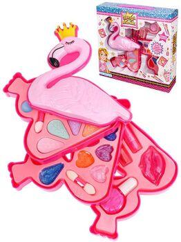 Набор косметики для девочек Рыжий кот Звезда вечеринки Фламинго № 2