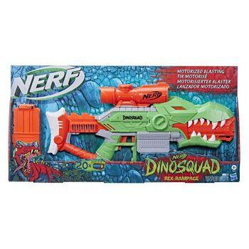 Бластер Нерф Диносквад Дино Рекс Рэмпейдж / Nerf DinoSquad Rex-Rampage