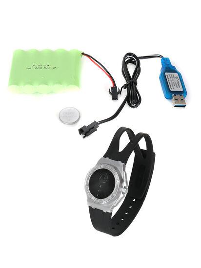 Радиоуправляемый краулер MZ 1:14 (часы + пульт) - YY2026A-BLUE