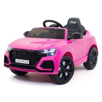 Детский электромобиль Audi RS Q8 12V 2WD - HL518-LUX-PINK