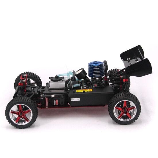 Радиоуправляемая багги HSP BackWash с ДВС Nitro 4WD 1:10 2.4G - 94166-STS01