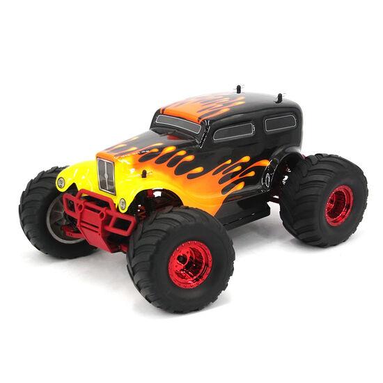 Радиоуправляемый внедорожник HSP Hot Rod TOP 4WD 1:10 2.4G - 94111TOP-STS046