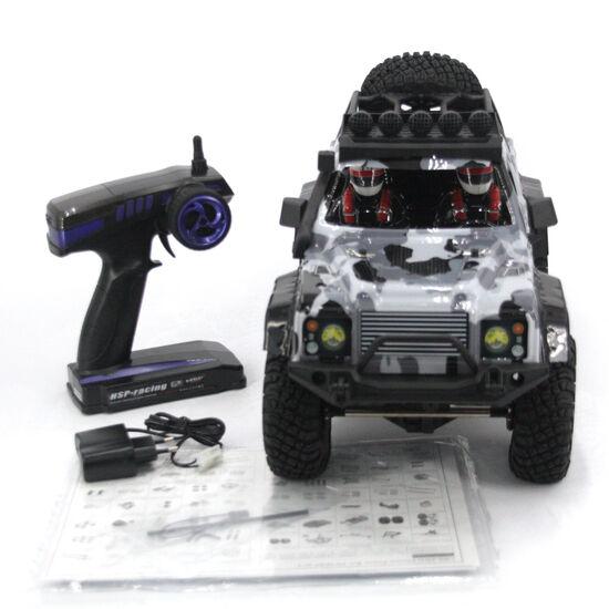Радиоуправляемый краулер HSP/Redcat BlackBull Pro 4WD 1:10 2.4G - 94706PRO-AL011