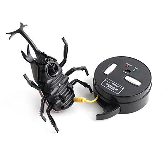 Радиоуправляемый робот ZF Коричневый Жук Рогач - ZF-9996A