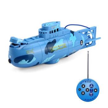 Радиоуправляемая подводная лодка Blue Submarine - CT-3311-BLUE