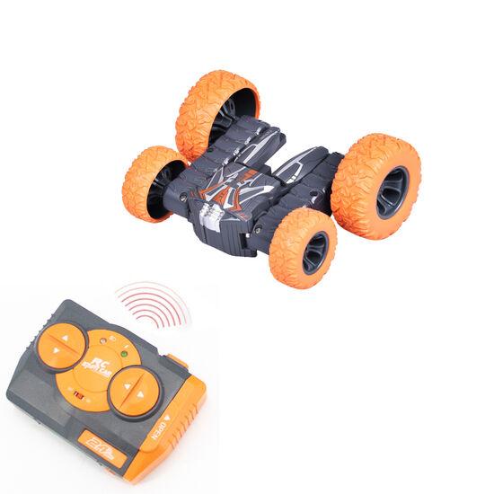 Радиоуправляемый перевертыш Orange Stunt Dumper Car 2.4G - CT-8034
