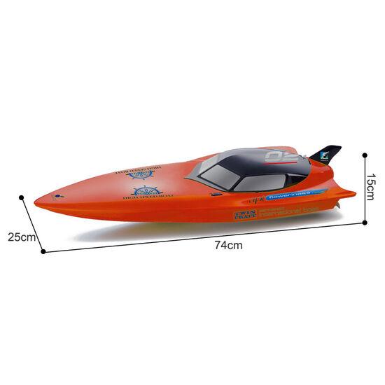 Радиоуправляемый катер Create Toys Red Cruel (74 см, 15 км/ч) - CT-2062K-RED
