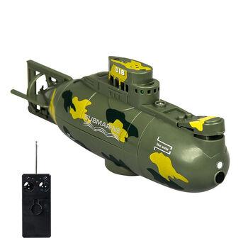 Радиоуправляемая подводная лодка Green Nuclear Submarine - CT-3311M-GREEN