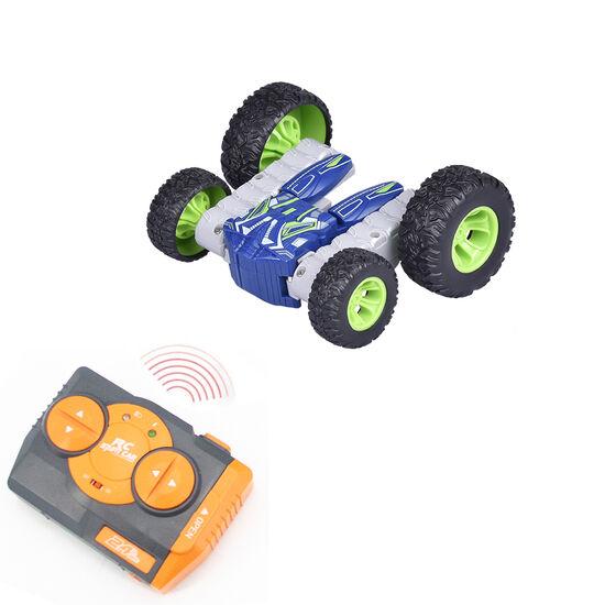 Радиоуправляемый перевертыш Blue Stunt Dumper Car 2.4G - CT-8034-BLUE