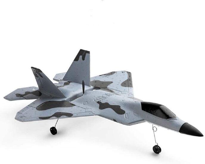 Радиоуправляемый самолет XK Innovation IMITATE F22A RAPTOR RTF 2.4G - A180-F22