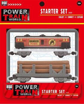Грузовые вагоны для железной дороги BSQ - BSQ-2023-4