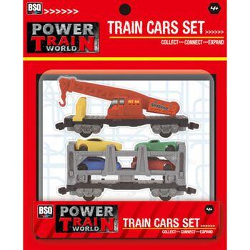 Грузовые вагоны для железной дороги BSQ - BSQ-2023-2