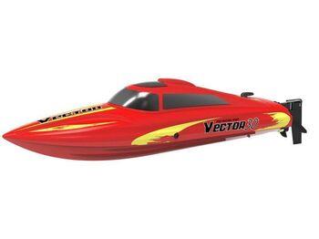 Радиоуправляемый катер Volantex RC Vector 30 красный 2.4G RTR