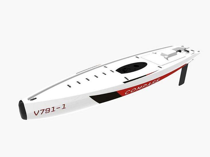 Радиоуправляемая яхта Volantex RC COMPASS 650 2.4G 2ch RTR