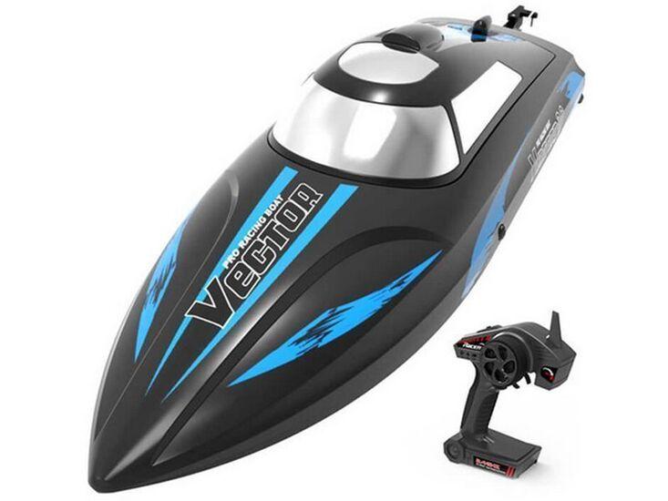 Радиоуправляемый катер Volantex RC Vector 30 черный 2.4G RTR