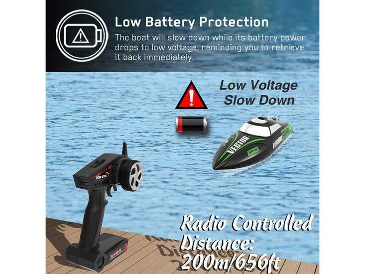 Радиоуправляемый катер Volantex RC Vector SR48 2.4G RTR