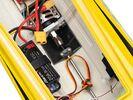 Радиоуправляемый катер Volantex RC Vector SR65 желтый Brushless 2.4G LiPo RTR