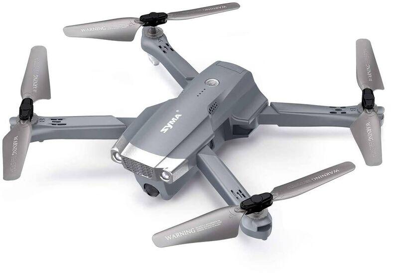 Квадрокоптер Syma с камерой FPV, 4K камера, GPS 2.4G с сумкой - SYMA-X30-BAG