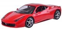 Радиоуправляемая машина Rastar Ferrari 458 Italia с рулём управления 1:14
