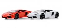 Радиоуправляемая машина Rastar Lamborghini Aventador LP700 с рулём управления 1:14