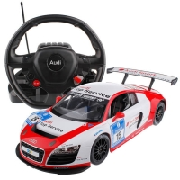 Радиоуправляемая машина Rastar Audi R8 LMS Performance с рулём управления 1:14