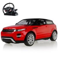 Радиоуправляемая машина Rastar Range Rover Evoque с рулём управления 1:14