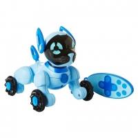 Интерактивная собака WOWWEE 2804-3818 Собачка Чиппи голубой