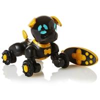 Интерактивная собака WOWWEE 2804-3819 Собачка Чиппи черный