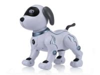 Радиоуправляемая интерактивная собака LENENG TOYS K16 звук, свет, танцы, сенсор